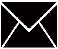 Envelop. stock illustratie