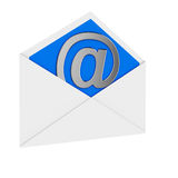 Envelope_01 Royalty Free Stock Images