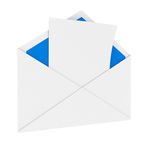 Envelope_02 Stock Photography