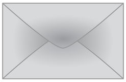 Envelope Foto de Stock