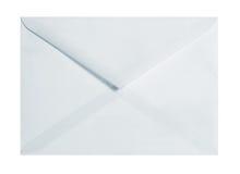 Envelope. Empty white envelope isolated on a white Stock Photo