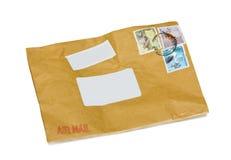 The envelope Stock Photo