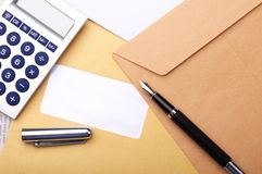 Envelope Royalty Free Stock Photos