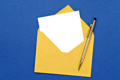 Envelope #2 Royalty Free Stock Photography