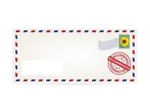 Envelope ilustração royalty free