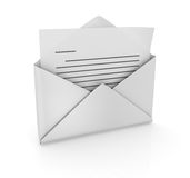 Envelope Royalty Free Stock Photography