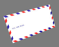 Envelope Fotografia de Stock Royalty Free