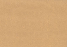 ENVELOPE BROWN PAPER Texture Stock Image