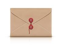 Envelope de Manila Foto de Stock Royalty Free