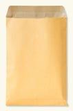 Envelope do original de Brown A4 Fotografia de Stock Royalty Free