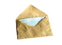 Envelope do vintage Fotos de Stock