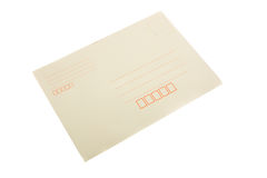 Envelope document Royalty Free Stock Photo
