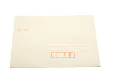 Envelope document Royalty Free Stock Images