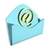 Envelope e-mail concept Stock Photos