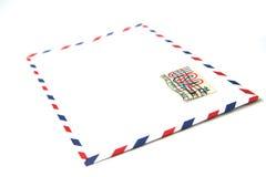 Envelope em branco Foto de Stock Royalty Free