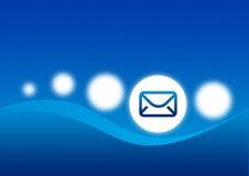 Envelope icon Stock Photography