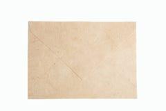 Envelope isolated Stock Image