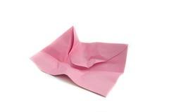 Envelope Isolated On White Stock Photography