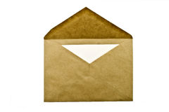 Envelope with the letter Royalty Free Stock Photo