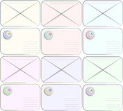 Envelope (mail) Royalty Free Stock Images