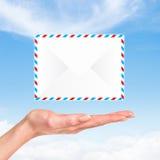 Envelope Mail icon Royalty Free Stock Image