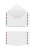 Envelope mail Royalty Free Stock Photography