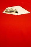 Envelope and money Stock Photos