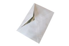 Envelope With Money Stock Photos