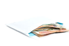 The Envelope with the money, Stock Photography