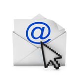 Envelope 2 Royalty Free Stock Photo