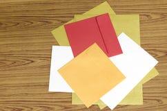 Envelope Royalty Free Stock Photography