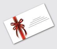Envelope postal Fotos de Stock Royalty Free