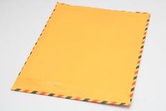 Envelope reusar Imagens de Stock Royalty Free