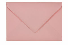 Envelope vazio Fotografia de Stock Royalty Free