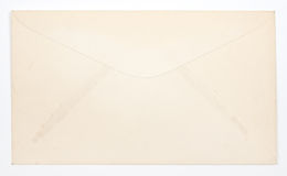 Envelope velho Foto de Stock Royalty Free