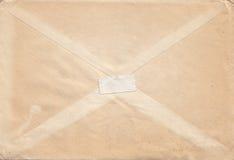 Envelope velho Imagem de Stock Royalty Free