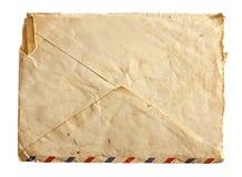 Envelope velho do ar Fotografia de Stock