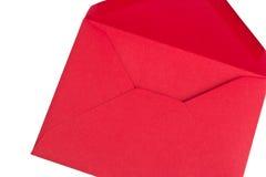 Envelope on white background Royalty Free Stock Photos