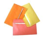 Envelopes foto de stock royalty free
