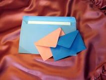 Envelopes royalty free stock photos