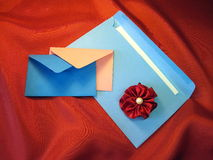 Envelopes foto de stock