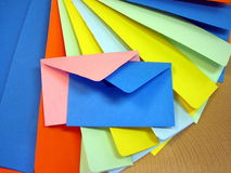 Free Envelopes Royalty Free Stock Photography - 17507497