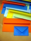 Envelopes imagem de stock royalty free