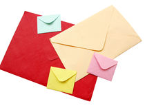 Free Envelopes Royalty Free Stock Images - 18267769