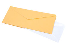 Envelopes Foto de Stock