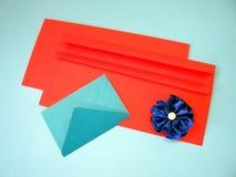 Envelopes stock photo