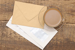 Envelopes Stock Photos