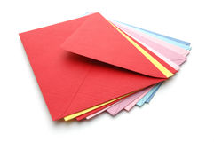 Envelopes 3 Stock Photo