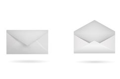 Envelopes Royalty Free Stock Photo