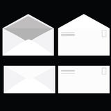 Envelopes Royalty Free Stock Photography